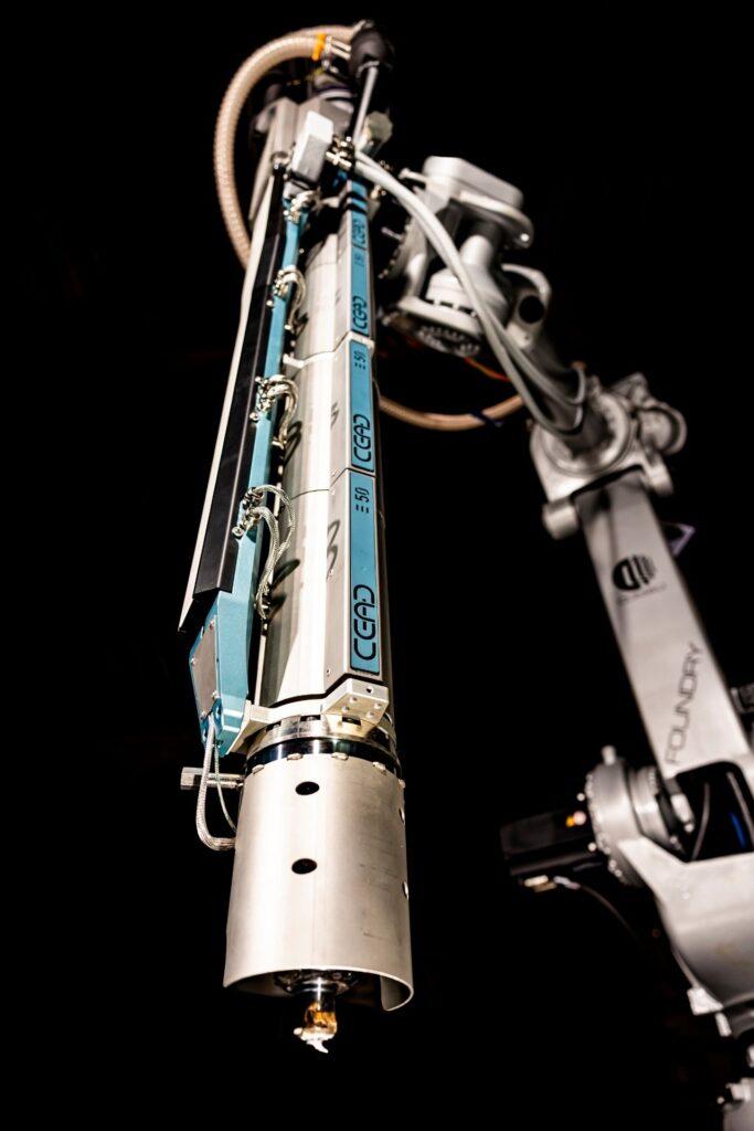 Robot Extruder E50