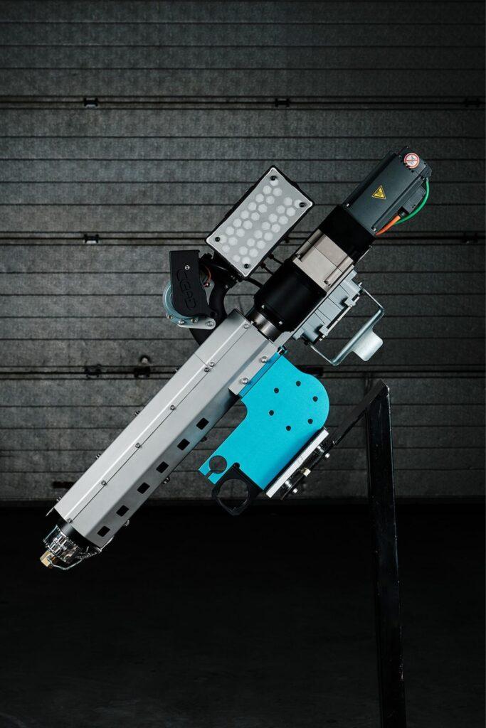 Robot Extruder E25